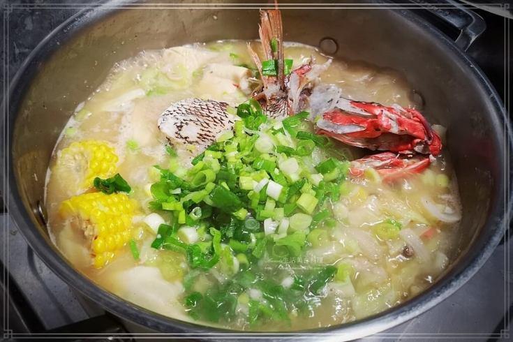 低醣,味噌湯,味噌魚湯,魚湯,鮮魚湯 @Amanda生活美食料理