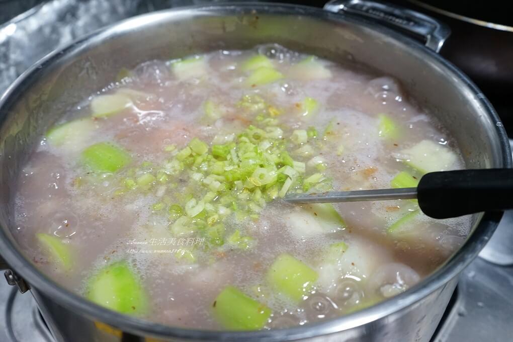 海鮮粥,無毒米,絲瓜粥,胭脂稻,胭脂米,花蓮米
