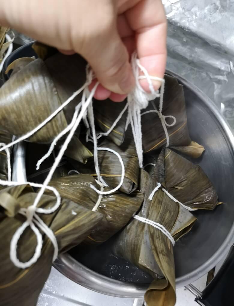 不脹氣粽子,五穀粽,南部粽,水煮粽,肉粽,胭脂米,胭脂米粽