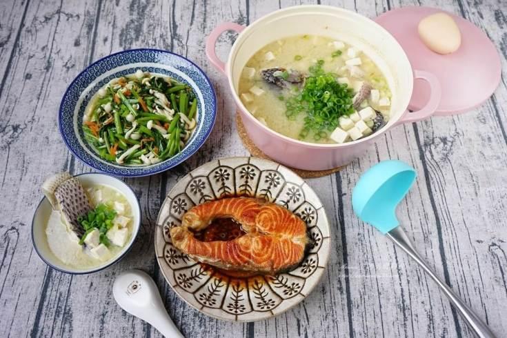 五分鐘上菜,十分鐘上菜,沙茶醬,空心菜,菌菇,蔬菜,蔬食,雪白菇 @Amanda生活美食料理