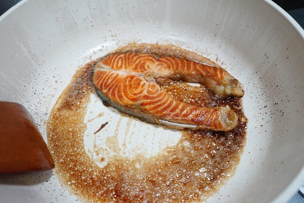 海鮮,照燒,照燒醬,照燒魚,照燒鮭魚,鮭魚