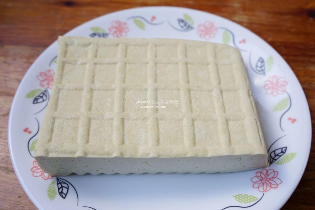 燒豆腐,紅燒豆腐,紅燒豆腐料理,素食,豆腐