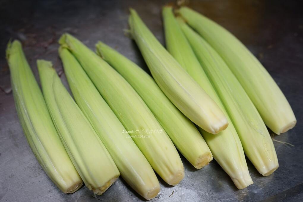 帶殼玉米筍水煮多久,水煮玉米筍,消水腫,無澱粉,玉米筍,玉米筍料理,玉米鬚茶,瘦身