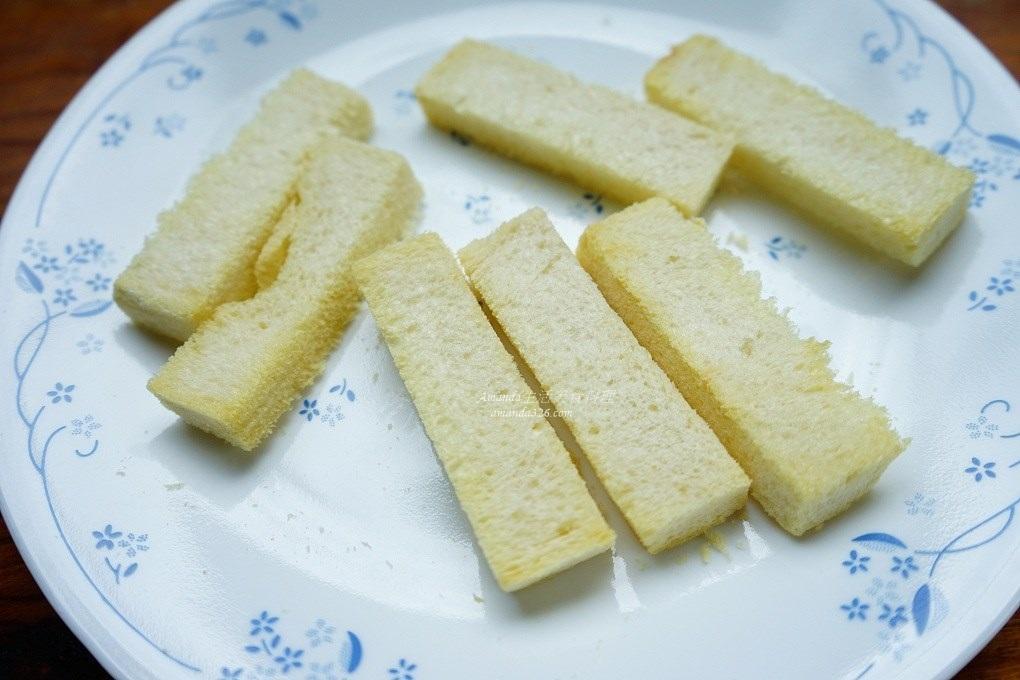 奶油酥條,少油料理,氣炸鍋,氣炸鍋料理,無油煙,花蓮伴手禮,花蓮縣餅,酥條