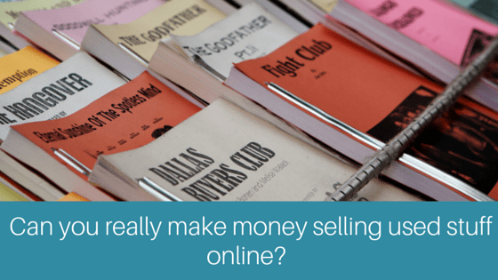 Where can i sell my clothes for cash online