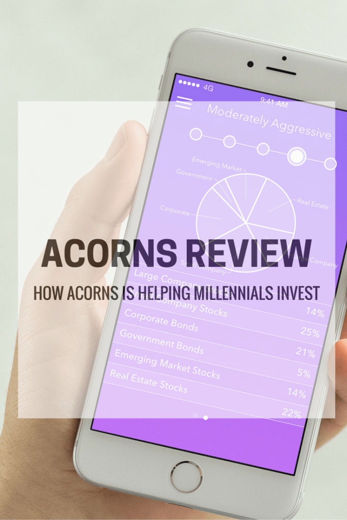 Acorns Review: How Acorns Is Helping Millennials Invest Their Money