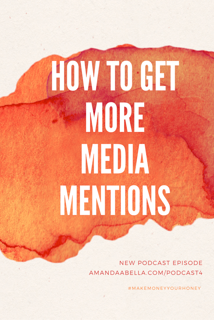 get more media mentions