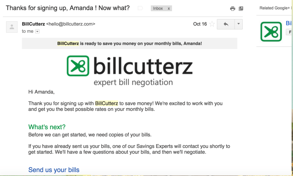 negotiate your bills