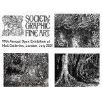 Society of Graphic Fine Art Open Exhibition