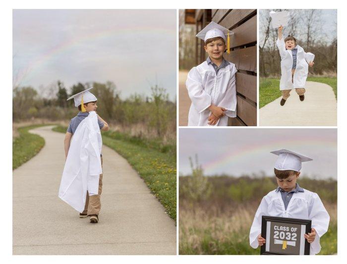 Preschool Graduation 5.19.2020