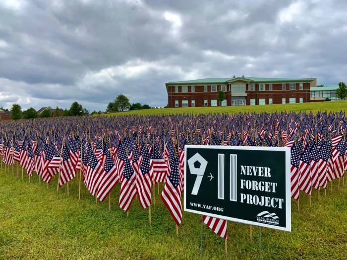 Never Forget 9.11.2020
