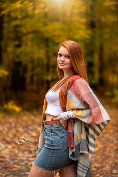 Gracie Senior Shoot - 12.11.2020 8