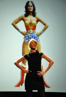 Amy Cuddy, from her Ted Talk on Power Poses
