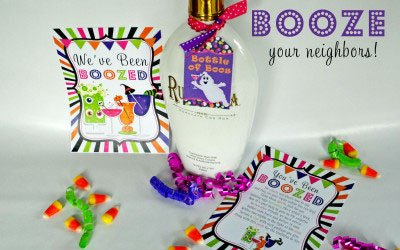 10 Free Boo Your Neighbor Printables and an Adult Version
