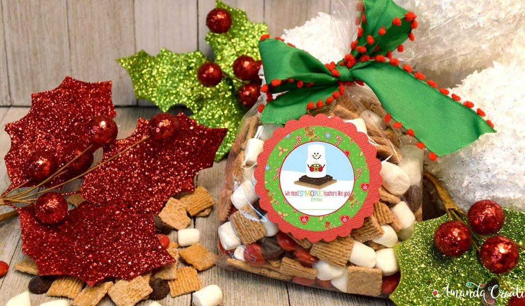 Sweet and Simple Christmas Gifts for Teachers