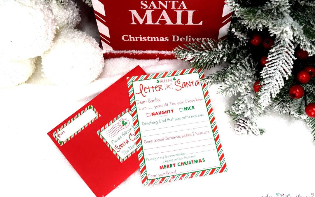 Magical Letters to Santa Children Will Love!