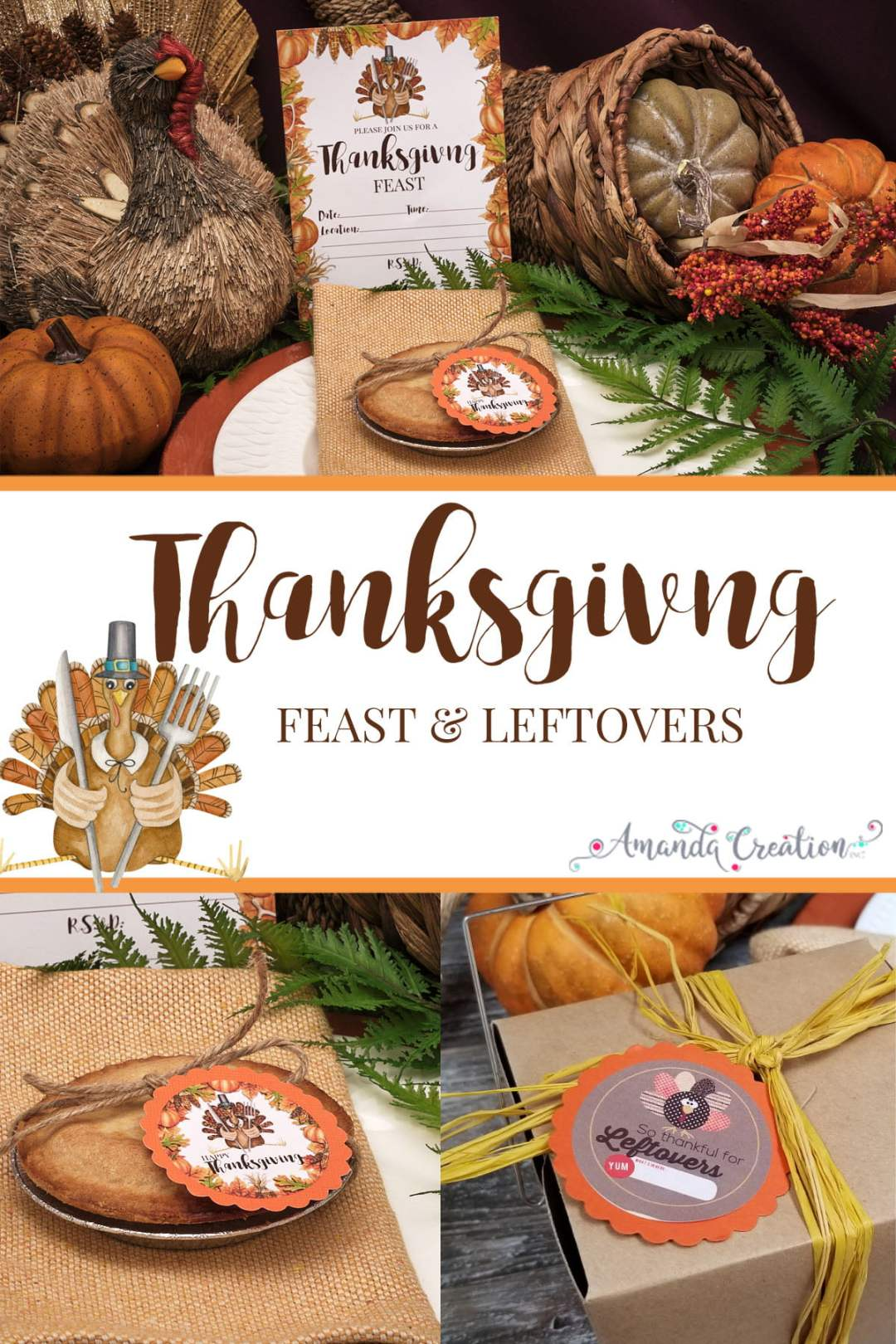 Thanksgiving Feast & Leftovers