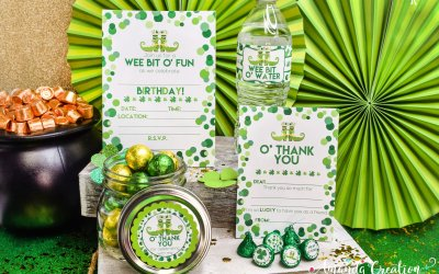 Strike Gold With This St. Patrick's Day Birthday Party