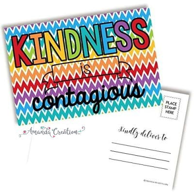 Kindness is Contagious Card