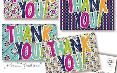 Thank You Postcards to Show Your Appreciation