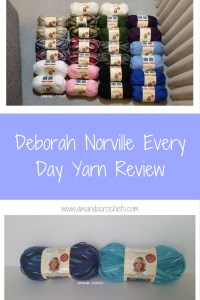 Deborah Norville Every Day Yarn Review