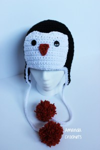 Snowmen and Penguin Hats Available!