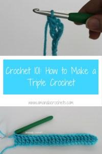 How to Make a Triple Crochet