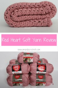 Red Heart Soft Yarn Review