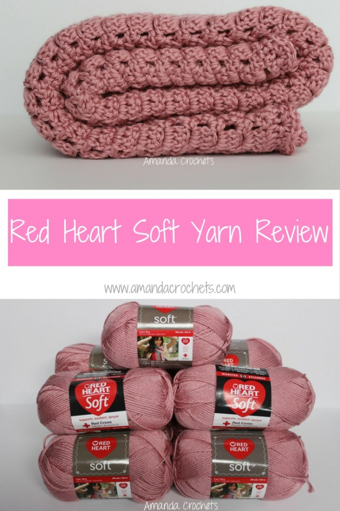 red heart soft