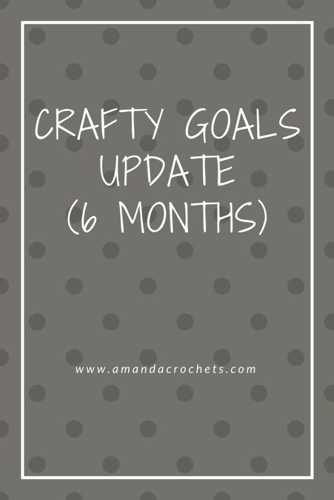 crafty goals update