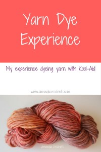 Yarn Dye Experience
