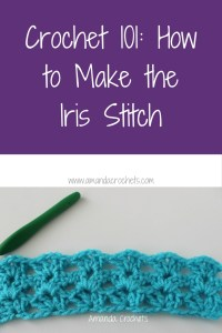 How to Make the Iris Stitch
