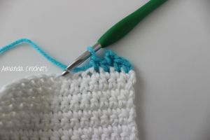 how to make the picot stitch