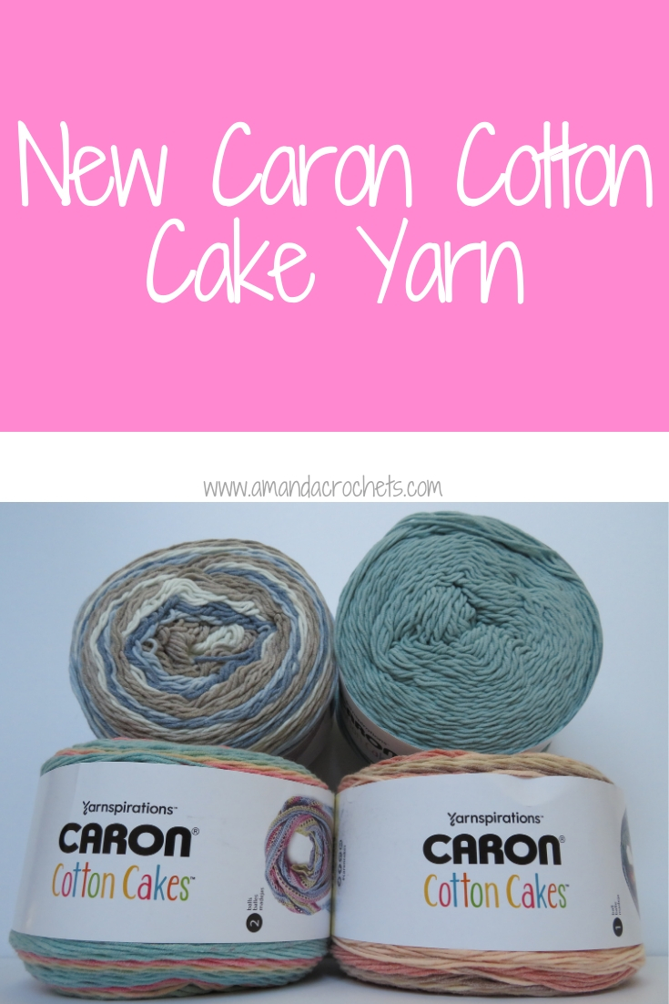 Caron Cotton Cake Yarn Review 2019 , Amanda Crochets