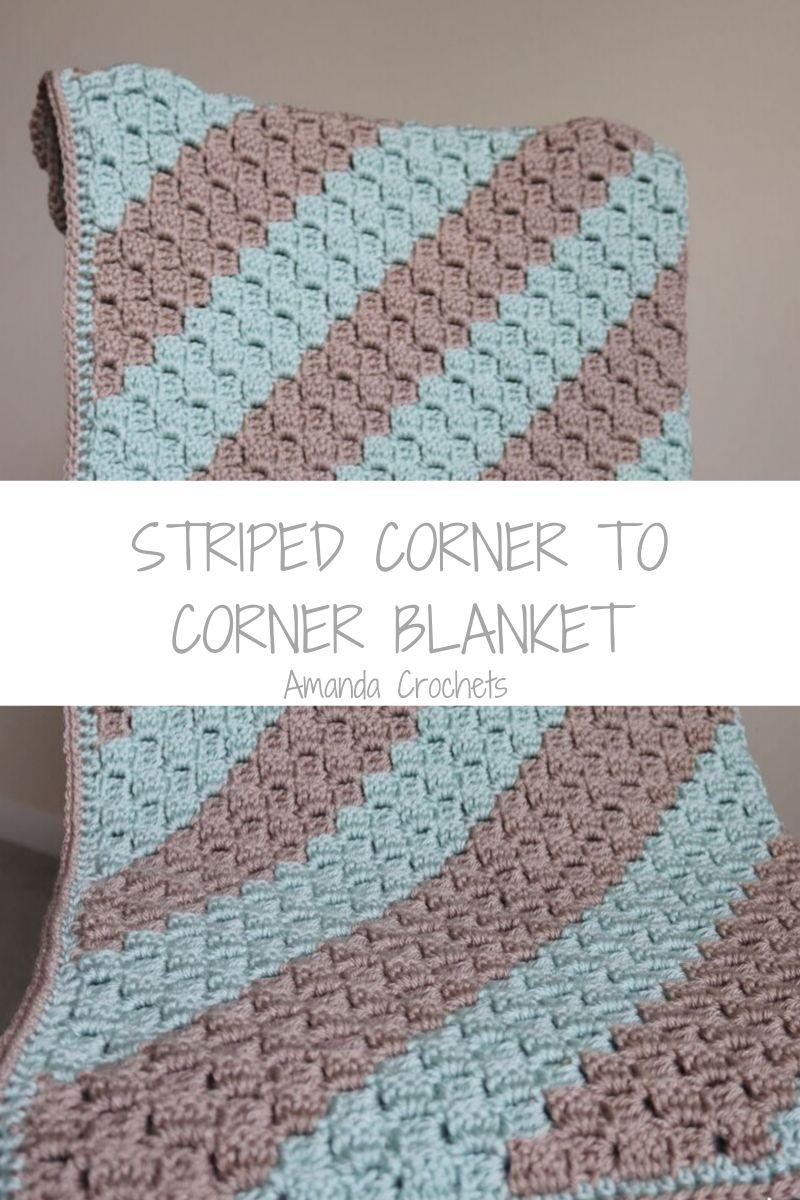 Corner-2-Corner Blanket