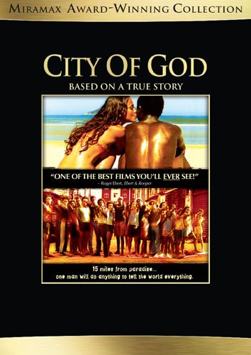 City of God DVD cover