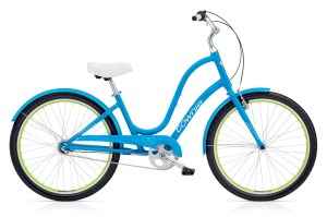 Electra Townie 3i Caribbean Blue
