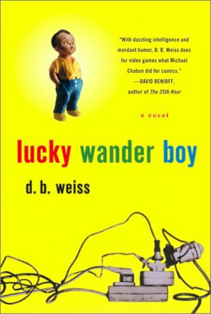 Lucky Wander Boy by D. B. Weiss