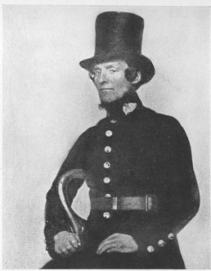 "Constables like this one were called ""Peelers"" after Sir Robert Peel, the Home Secretary responsible for the formation of the Met."