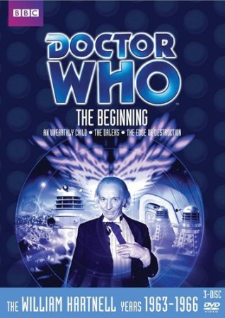 Doctor Who: The Beginning DVD set