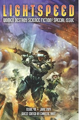Lightspeed's Women Destroy Science Fiction