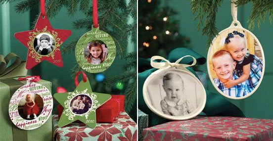 Homemade Christmas Picture Frame Ornaments | Framess.co