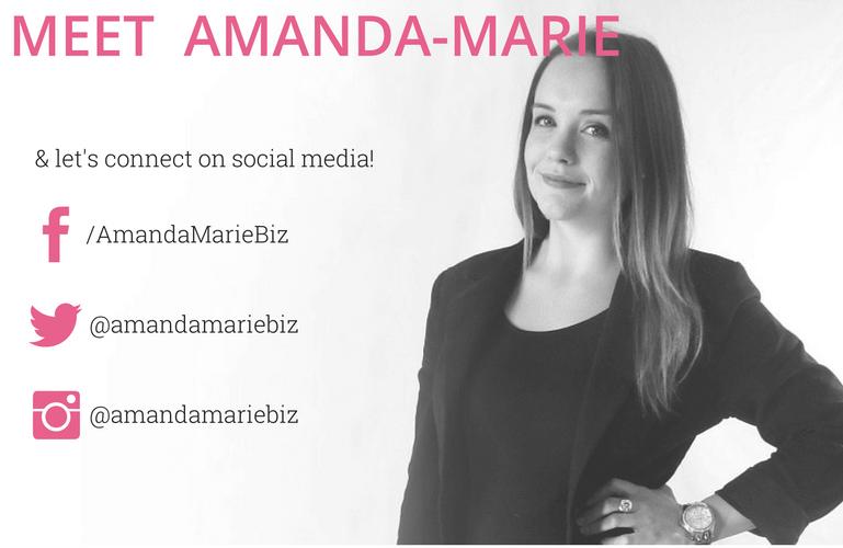 Meet Amanda-Marie