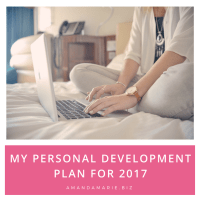 How I Plan to NOURISH My Life in 2017!