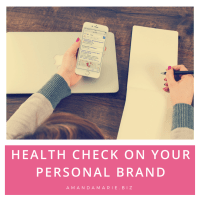 Personal Brand Health Check