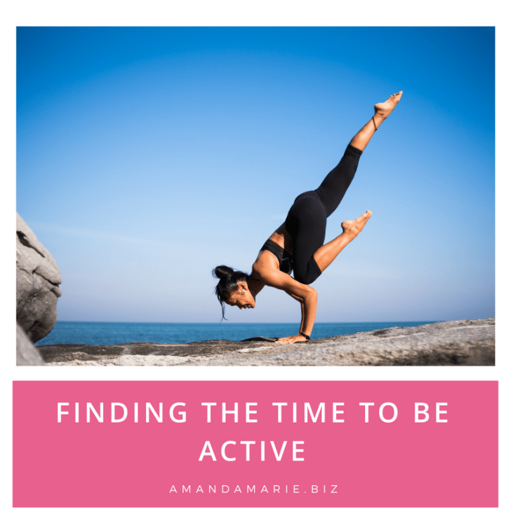 |AmandaMarieBiz| Be Active