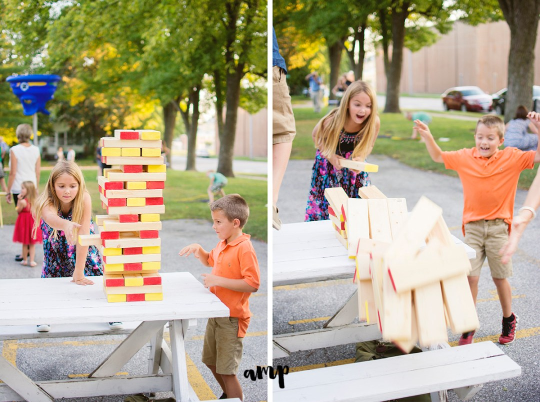 lawn games | grand junction wedding photographer
