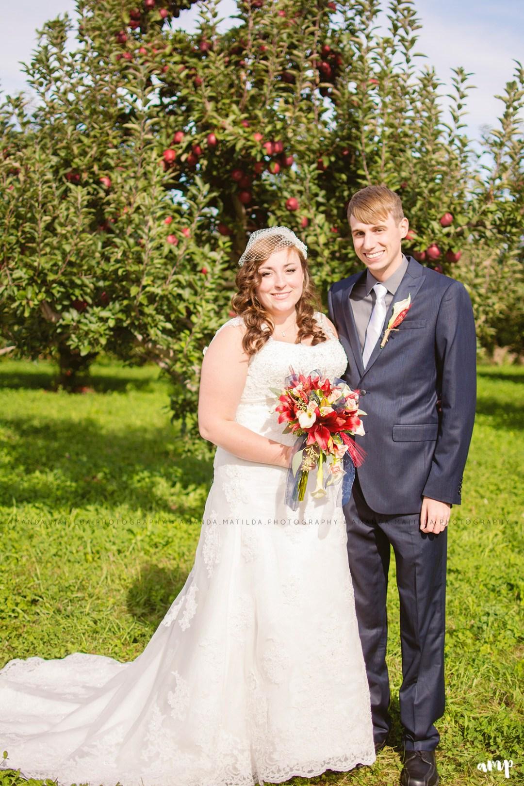 Apple Orchard Wedding | Grand Junction Wedding Photographer