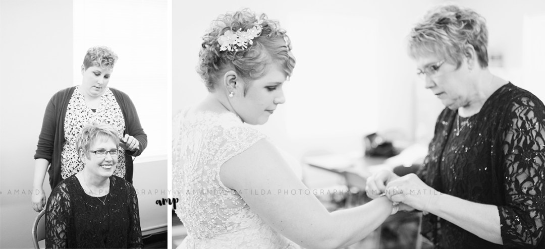 autumn wedding getting ready | Grand Junction Colorado wedding photographer