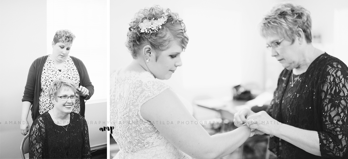 autumn wedding getting ready | Grand Junction Colorado wedding photographer